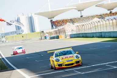 Bamber Secures 2014 Championship with Flawless Race in Shanghai