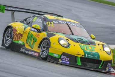 Porsche 911 GT3 R makes China debut with four entries into GT Asia race