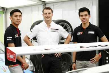 Andrew Tang and Zhang Da Sheng nominated for Porsche Motorsport Junior Shootout 2016