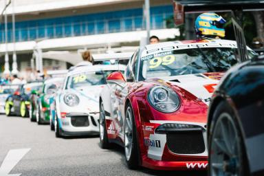 Slim lead for Jousse as drivers prepare to go big in penultimate Malaysia race weekend