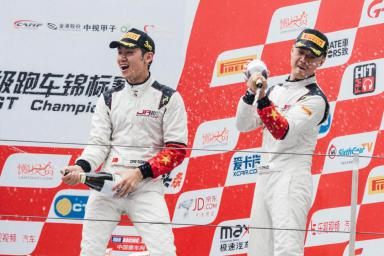 Porsche Carrera Cup Asia drivers showcase talent as they compete across Asia in thrilling week of races