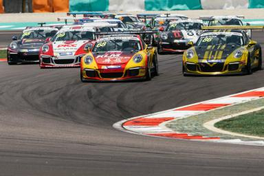 Fight to the finish for the Porsche Carrera Cup Asia Champions as Shanghai finale set for blockbuster showdown at home