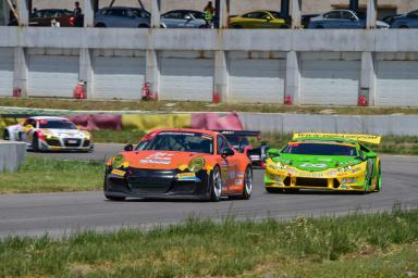 Porsche claims multiple podiums in GT3 class as Pan and Tang take home two Trophy wins during China GT opening weekend
