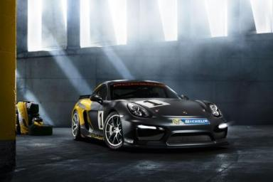 Porsche Motorsport Asia Pacific joins Thailand Super Series to introduce new Cayman GT4 Trophy