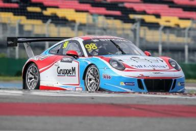 Powerful Porsche Entry for FIA GT World Cup at Iconic Macau Grand Prix