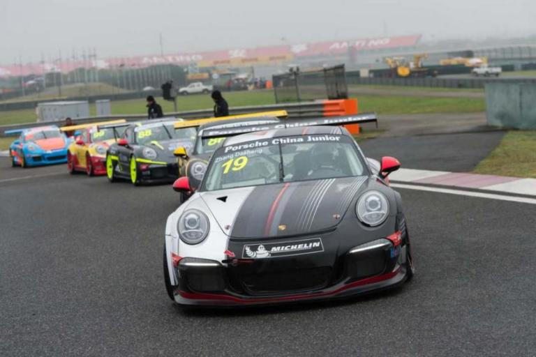 Ragginger holds slim lead as Pro-Am staged for 3-way showdown in Fuji