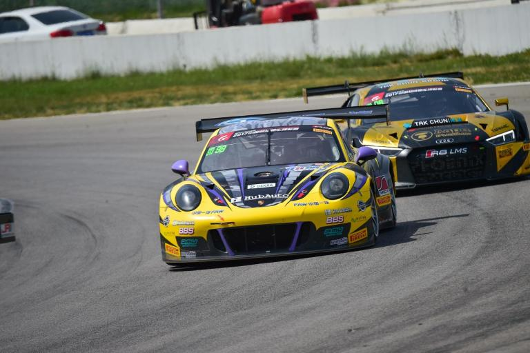China GT: Porsche GT3 Cup Trophy heads to historic Zhuhai International Circuit as China GT opens Round 3 and 4