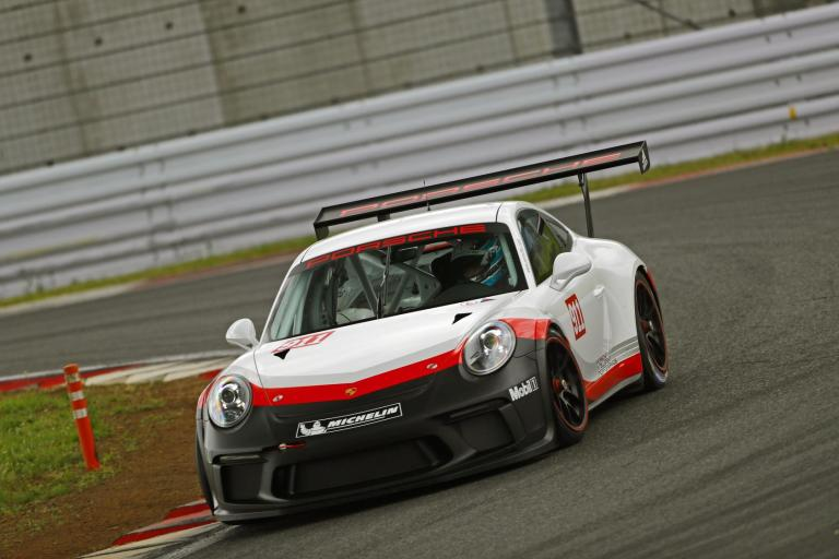 Carrera Cup Asia Insights: Taking the Pulse of the New 911 GT3 Cup Car