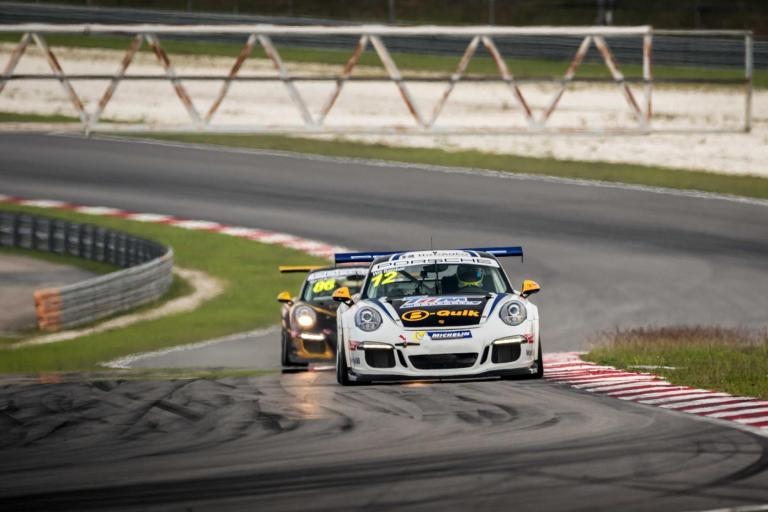 Championship up for grabs as Porsche Carrera Cup Asia celebrates 10 years on Singapore streets