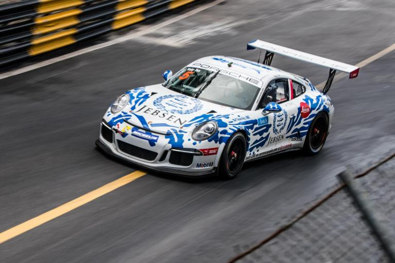 Carrera Cup Asia Insights: Q&A with Singapore's Yuey Tan