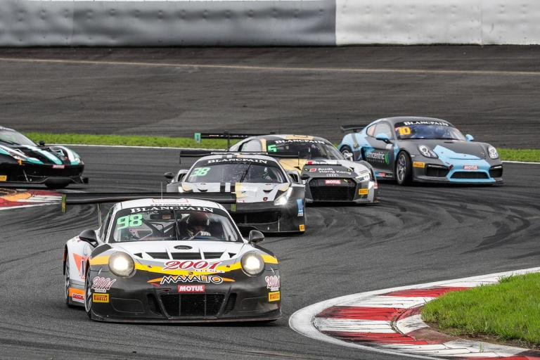 Blancpain GT Series Asia: Porsche fields strongest grid yet with Le Mans Legend Earl Bamber for penultimate Blancpain GT Asia weekend in Shanghai