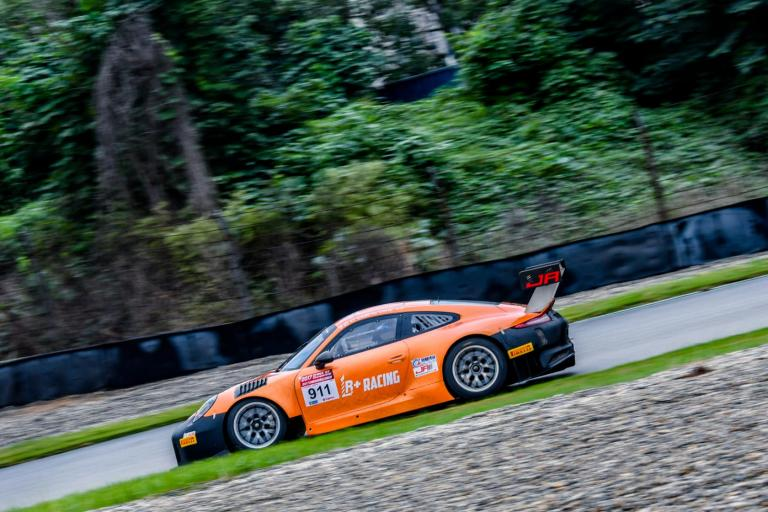 China GT: Championship aspirations for JRM's Li Chao and Chris van der Drift at finale in Zhejiang