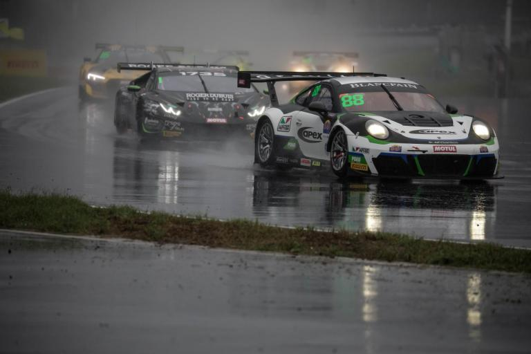Blancpain GT Series Asia: Valiant drive for Porsche entries in slick track finish in Zhejiang
