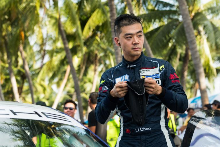 Carrera Cup Asia Insights: Getting to Know Team Betterlife's Li Chao