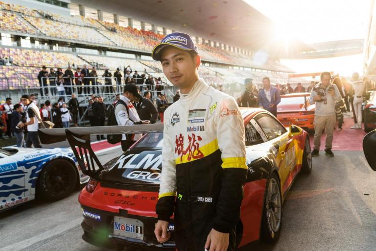 Carrera Cup Asia Insights: A Talk with Rookie Champion Evan Chen