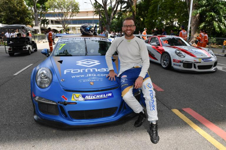 Carrera Cup Asia Insights: Catching up With 2017 Champion Chris van der Drift