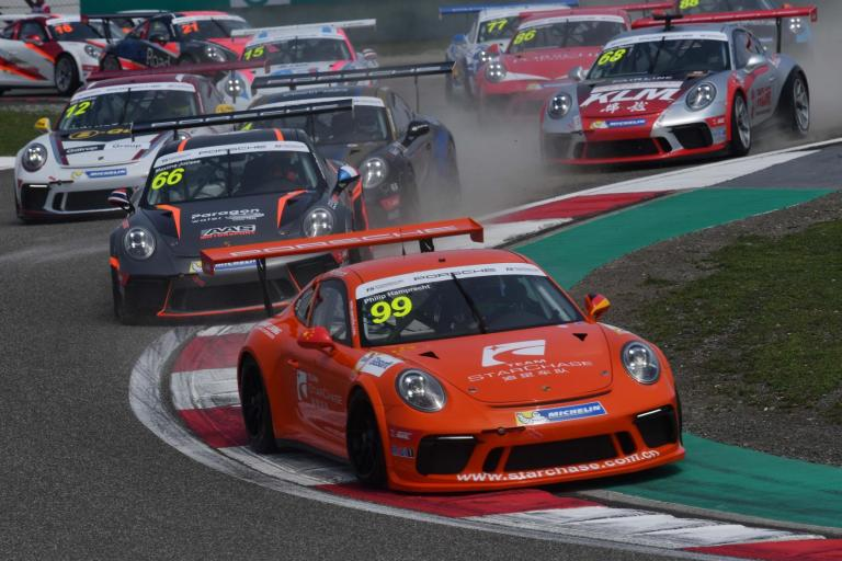 Historic invitational planned as Porsche Carrera Cup Asia heads to Fuji International Speedway