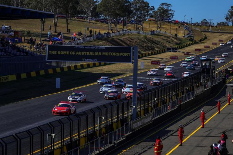 Ragginger, Hamprecht take podiums in fight-heavy Sydney showdown
