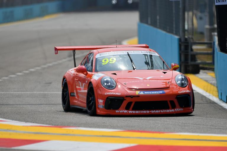 Porsche Carrera Cup Asia Set for Furious Finale as the Season comes Home to Shanghai Alongside WEC